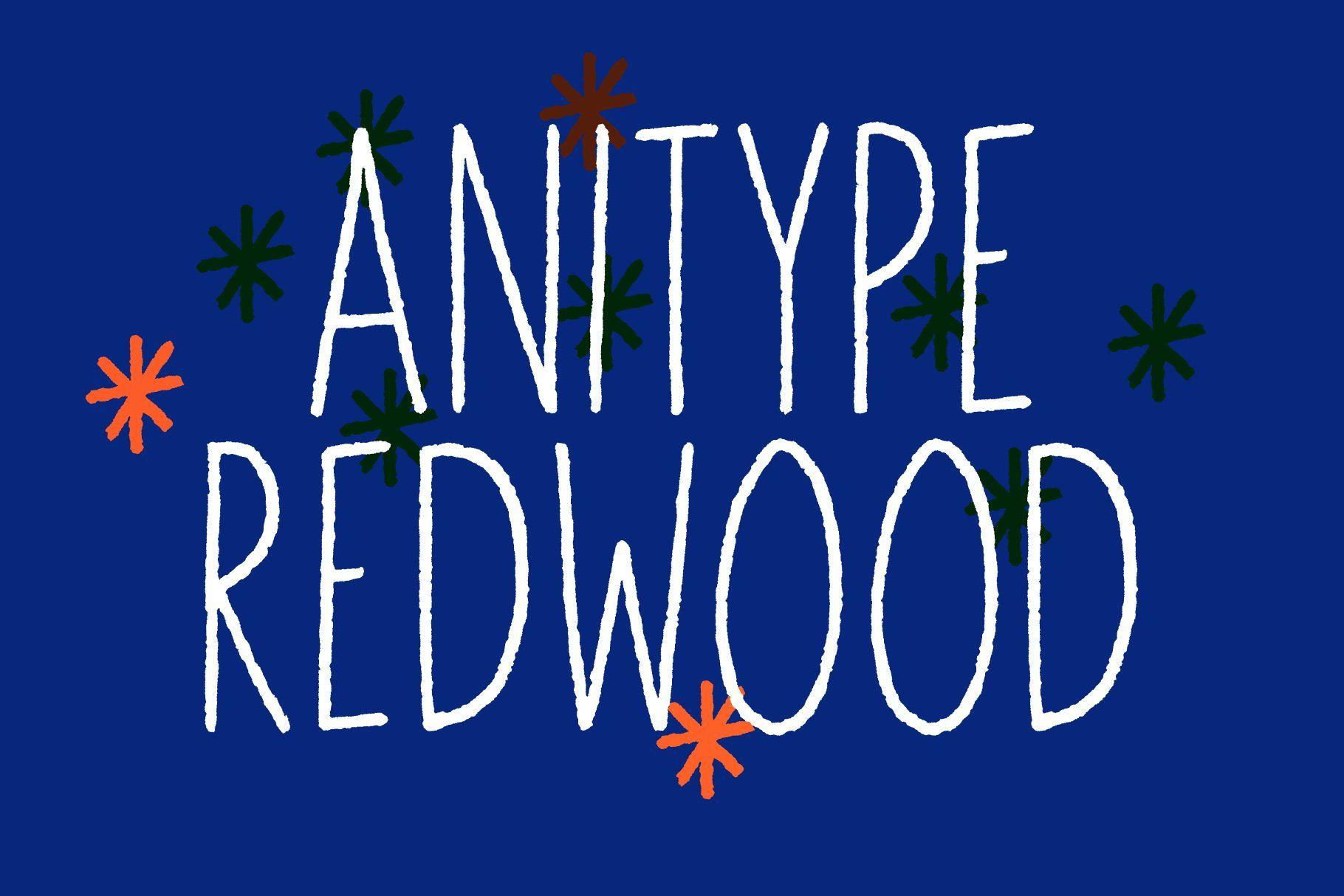 Anitype Redwood Animated Font Animated fonts, Font