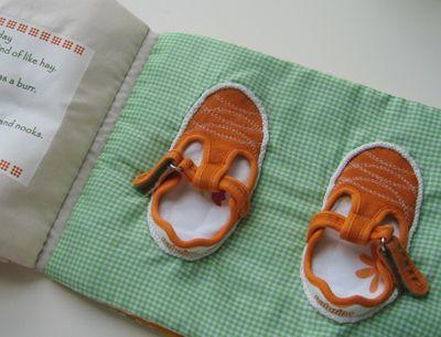 Baby Clothes Book