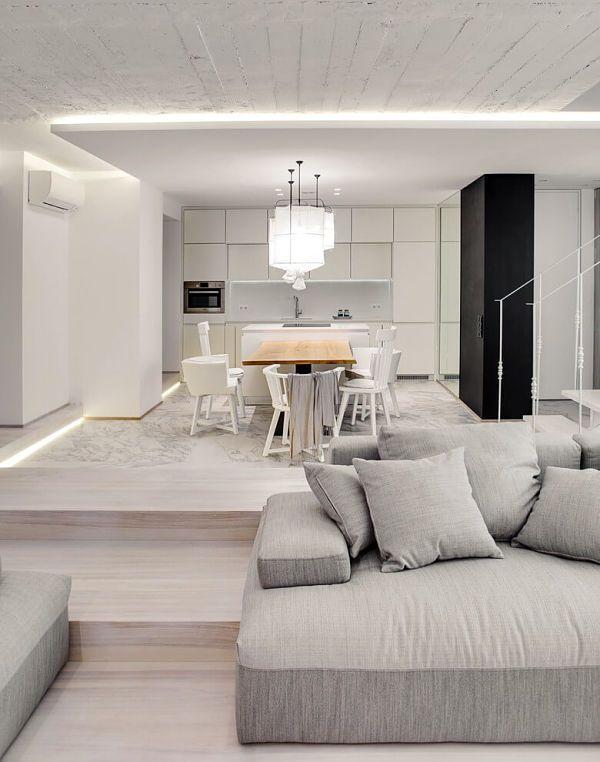 Casa moderna y acogedora 03 - cocina | CASAS | Pinterest | Ideas ...