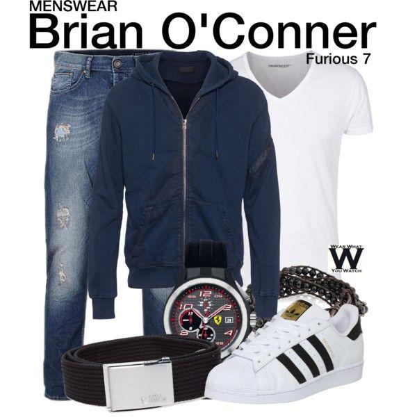 Brian O Conner Clothes