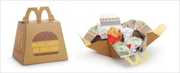 Amazing Food Packaging Designs