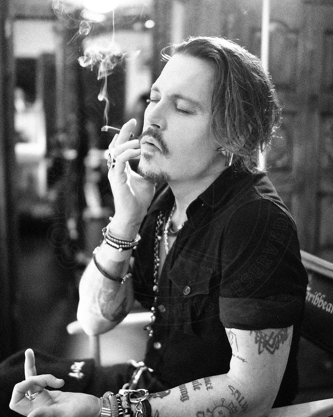 656 Likes 11 Comments Johnny Depp Depp Diary On Instagram