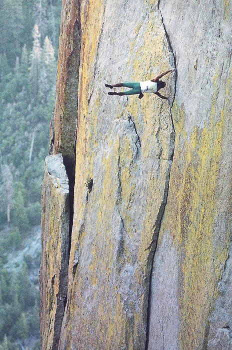 Sports: Cliff Climbing