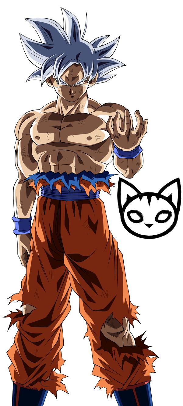 Goku Ultra Instinct 2 Palette 2 By Thetabbyneko On Deviantart Dragon Ball Super Wallpapers Dragon Ball Super Goku Dbz Characters