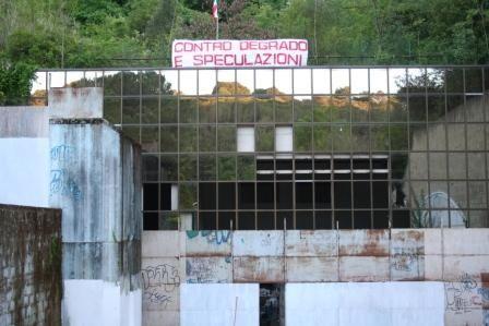 Stazione FS Olimpico Farnesina