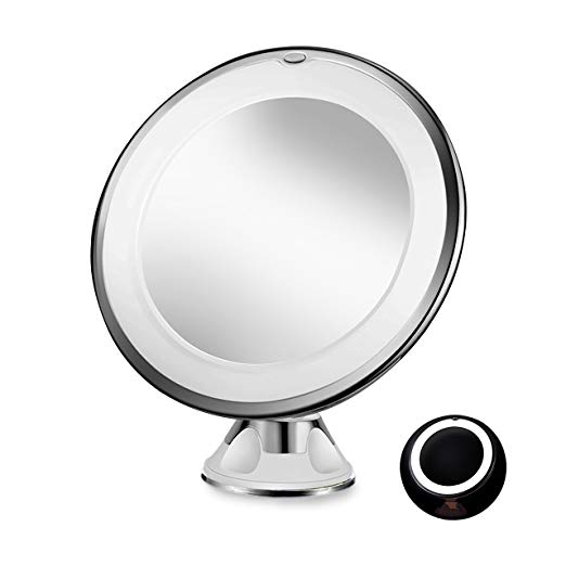 What Magnification Is Best For Makeup Mirror