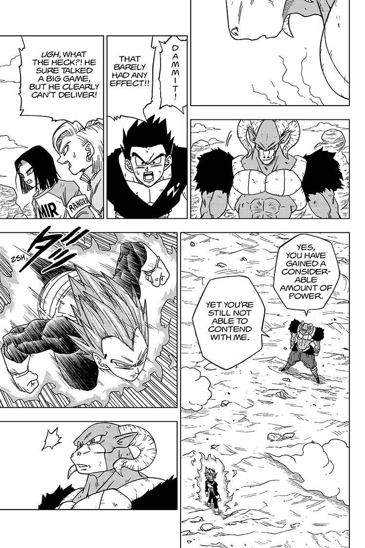 Dragon Ball Super Manga 52 Read Online