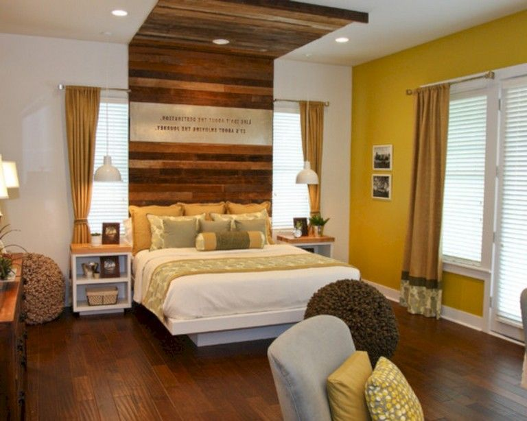 45 Cozy Grey Yellow Bedrooms Decorating Ideas Yellow Gray