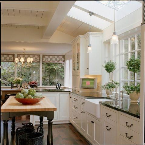 ceiling farmhouse renovations design ideas, pictures