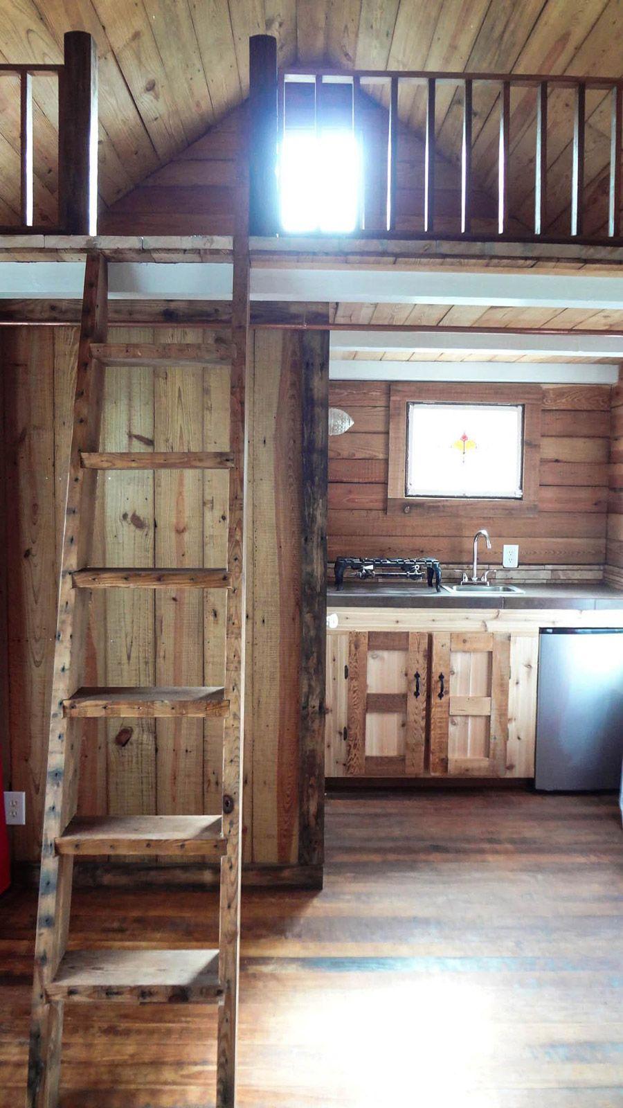 Tiny House Reclaimed Tiny House Swoon Tiny House Cabin Tiny House Swoon Tiny House Design