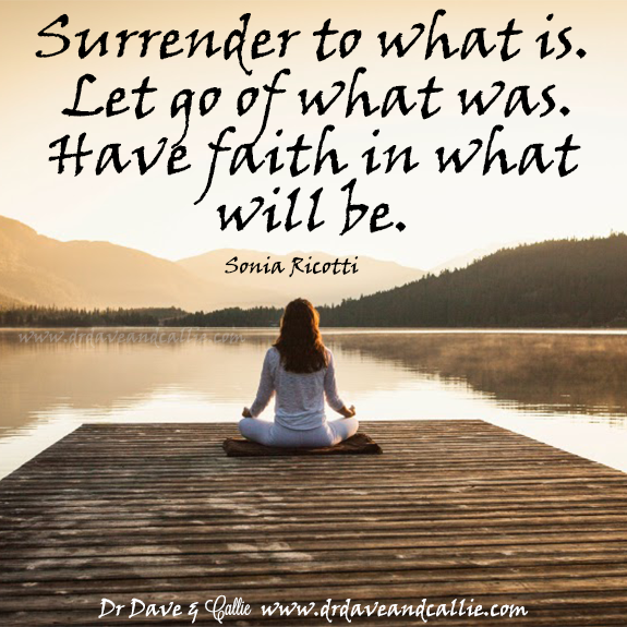 Let Go Of What Was Have Faith In Will Be Sonia Ricotti Truth Quote