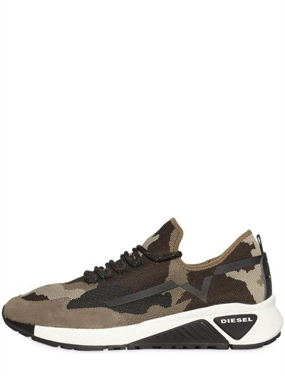 Camouflage · DIESEL . #diesel #shoes #sneakers