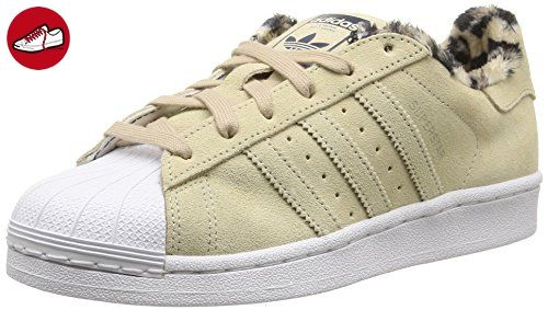 adidas superstar beige damen