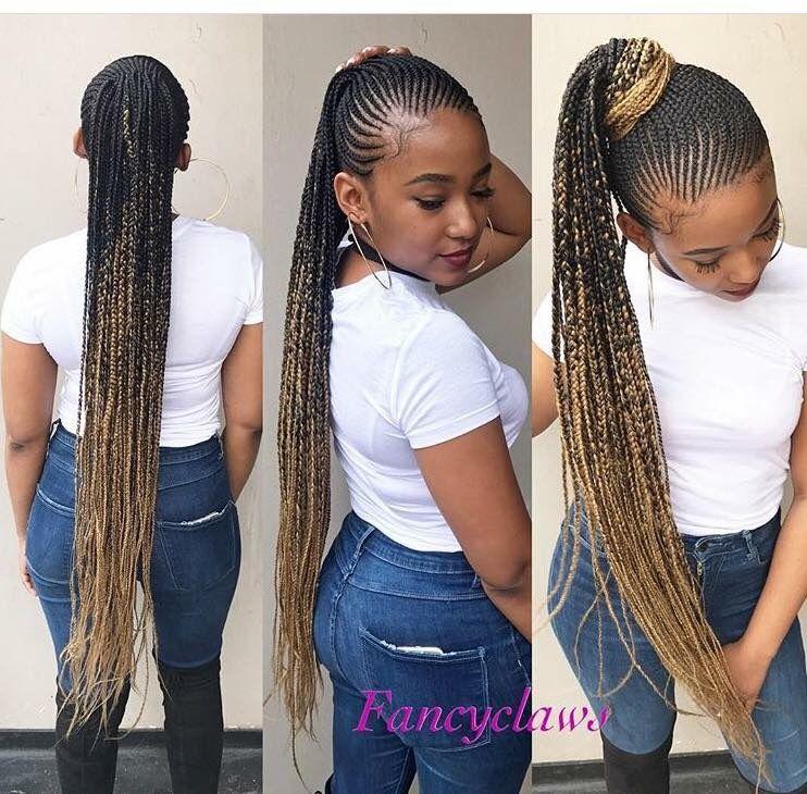 Versatile Updo Cornrows Cool Braid Hairstyles African Hair