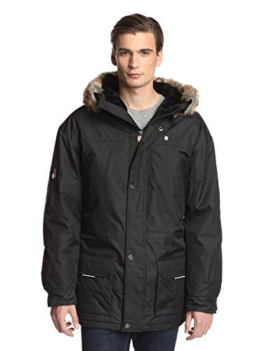 Geographical norway herren winterjacke atlas