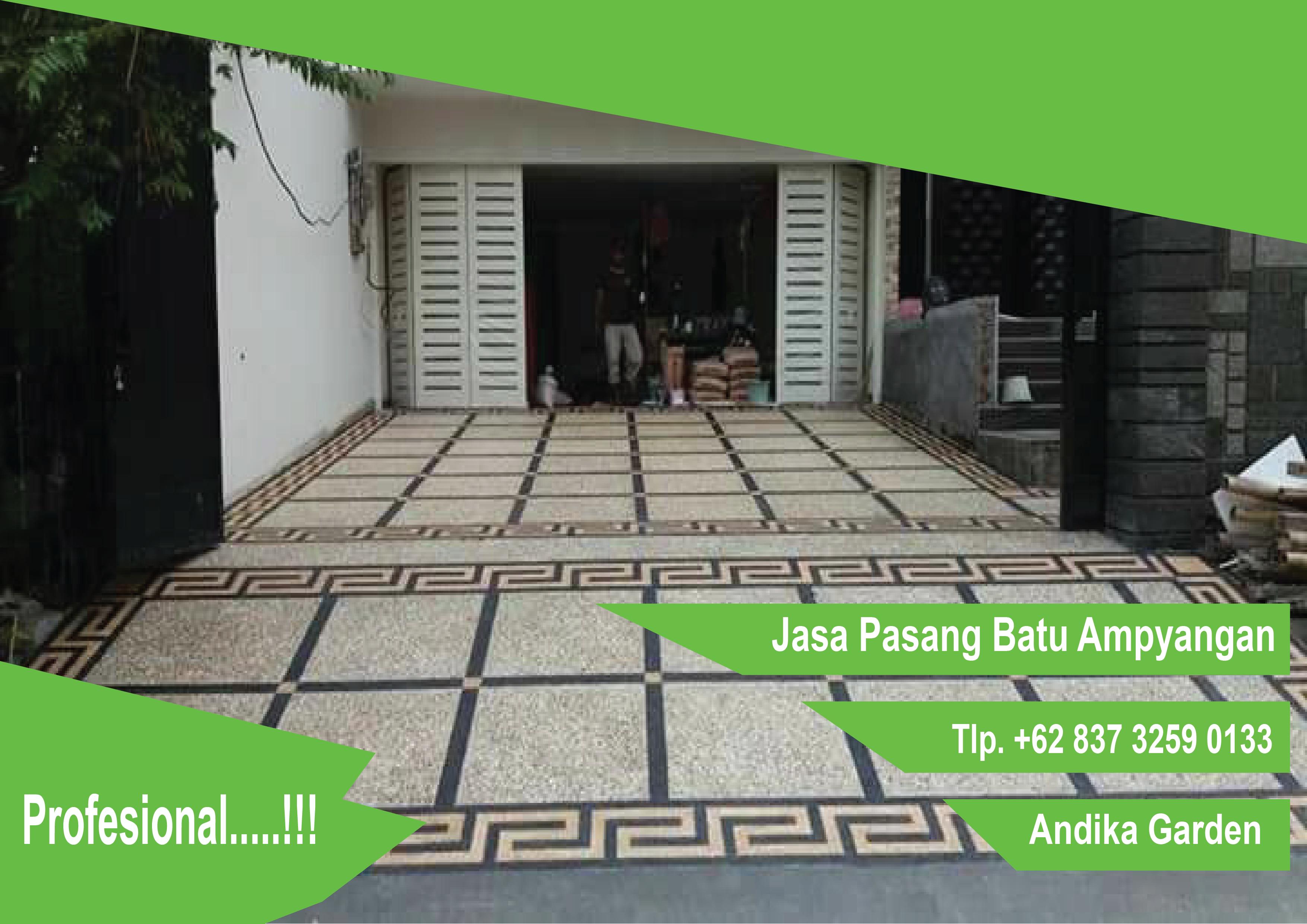 Lantai Garasi Murah Meriah Wa 62 857 3259 0133 Andika Garden In 2020 Carport Indoor Garden Rock Decor