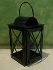 Nightwatchman lantern - a traditional style lantern entirely made from recycled material!