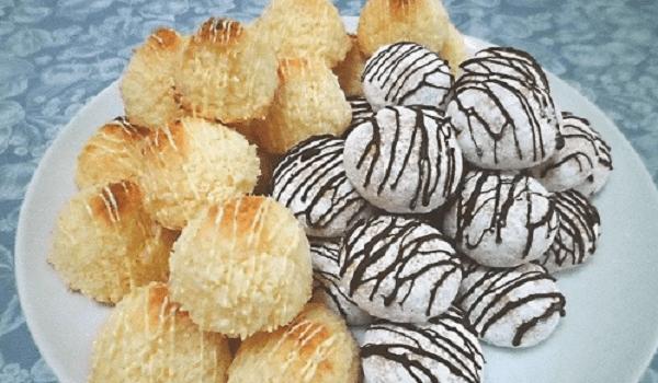 طريقة عمل شكلمة جوز الهند معجنات سلمى طريقة عمل شكلمة جوز الهند Coconut Food Snack Recipes