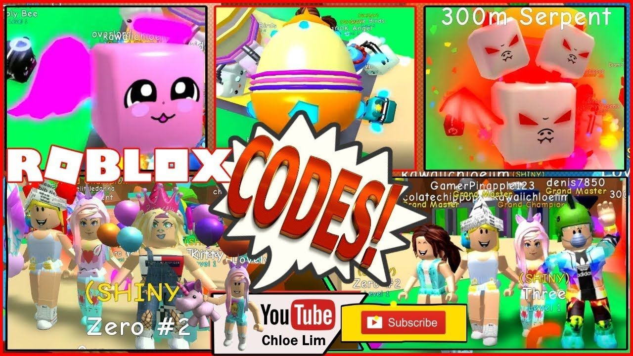 Bubble Gum Simulator 3 Codes For Luck And Hatching Speed Sorry For T Bubble Gum Bubbles Com Games