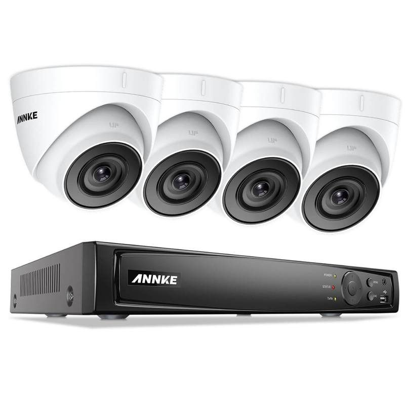 H800 8 Channel 8mp Ultra Hd 4k Poe Security Camera System With Hdd Security Camera System Security Camera Ip Security Camera