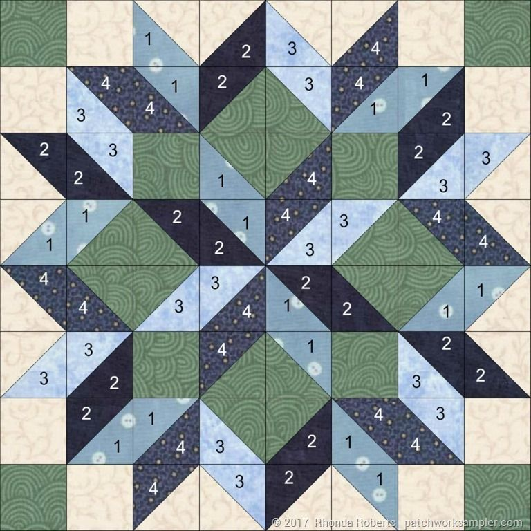 star quilt pattern king size ... | Quilts ideas | Pinterest | Patchwork