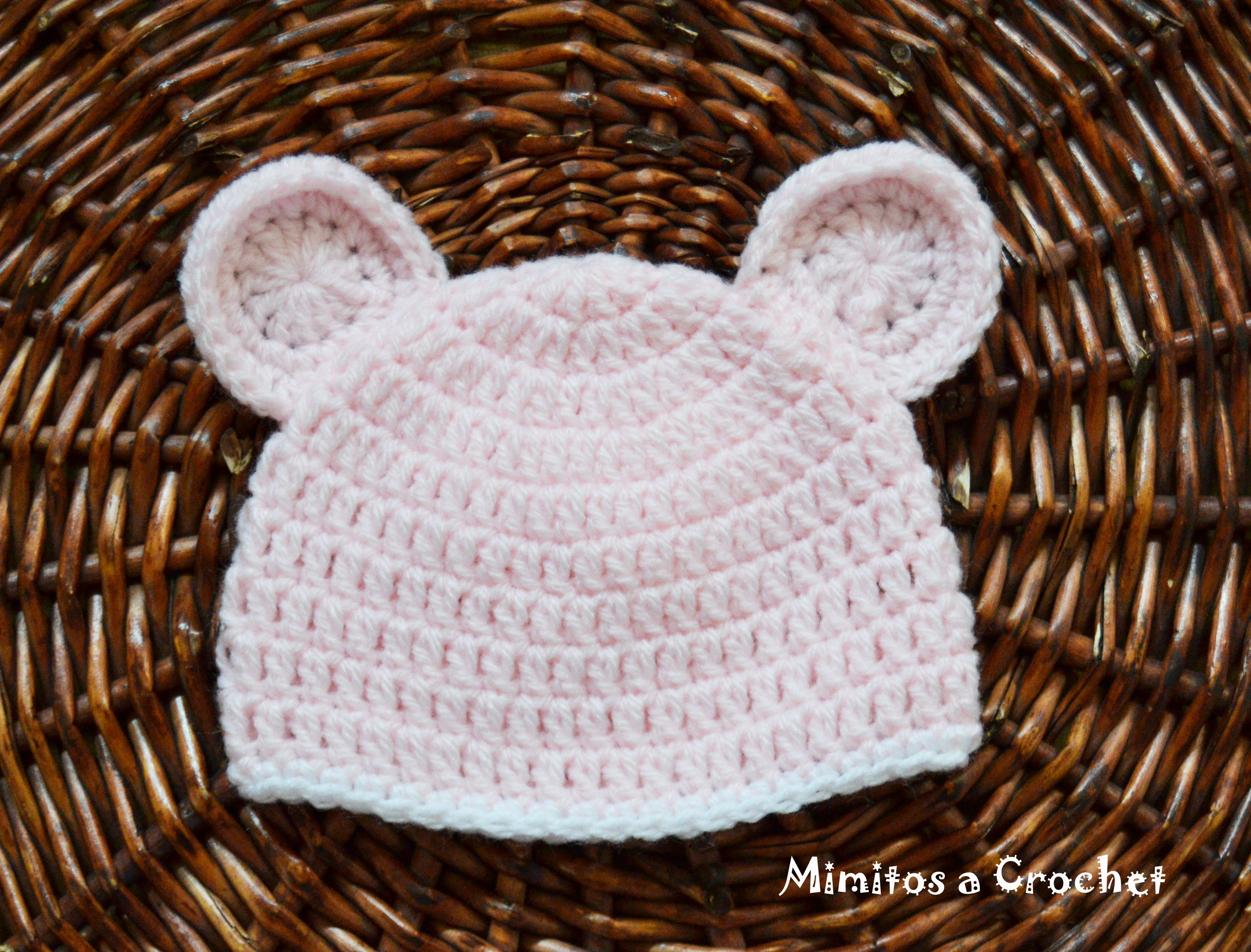 Gorro de Minion a Crochet | Mimitos a Crochet | crochet | Pinterest ...
