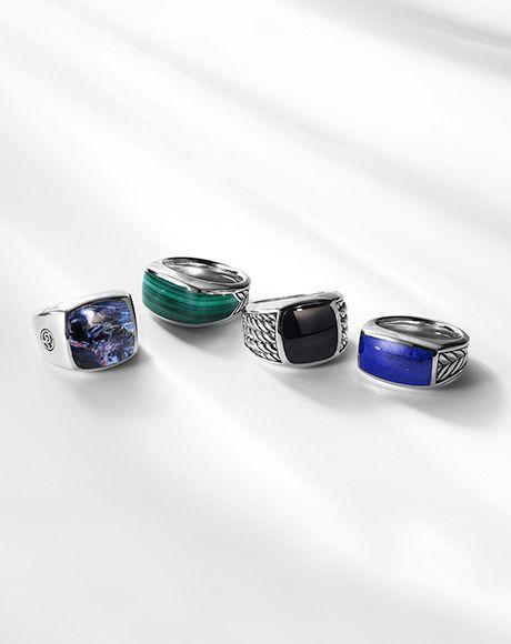 Mens Jewelry Designer Jewelry for Men David Yurman Uomo Haute