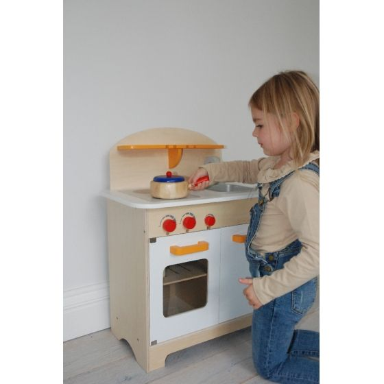 Wooden Gourmet Kitchen Toy Hape Www Cottage Toys Co