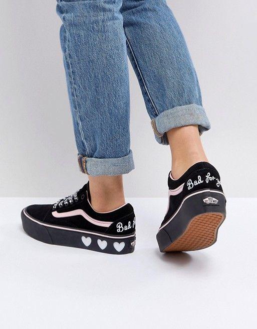 f5b9042fb3 Vans X Lazy Oaf Old Skool Sneakers  77.00