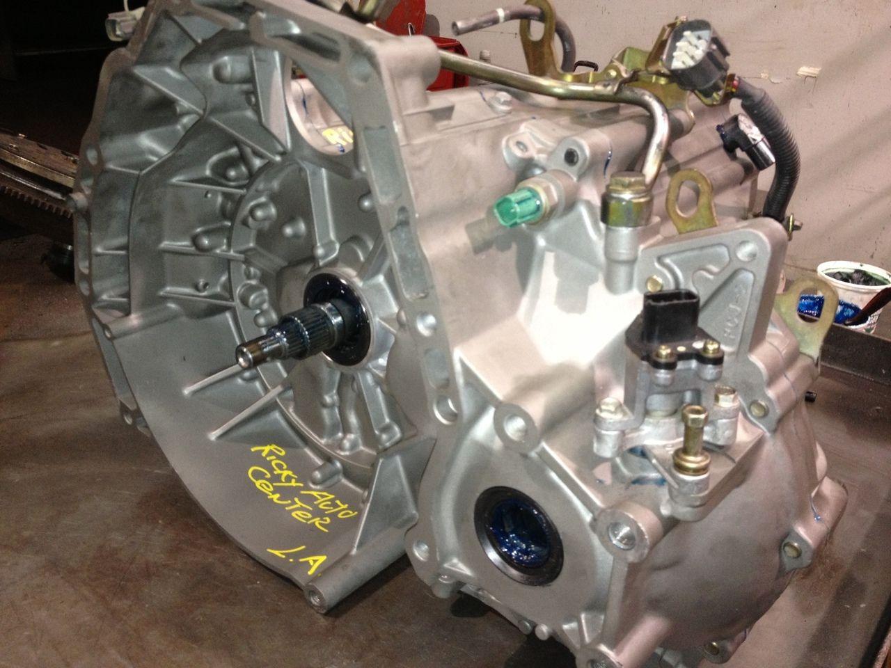 2003-2007 HONDA ACCORD REBUILT AUTO TRANSMISSION , 3.0L V6 - A +  TRANSMISSIONS