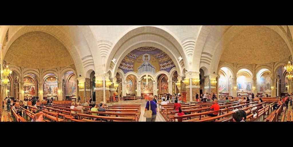 The Shrine of Lourdes   http://www.saintnook.com/saints/bernadettesoubirous   https://flic.kr/p/8ByjgG   Lourdes