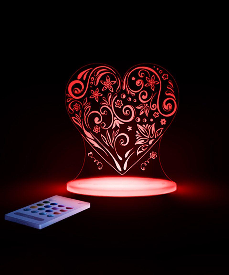 Loving this Love Heart SleepyLight on #zulily! #zulilyfinds