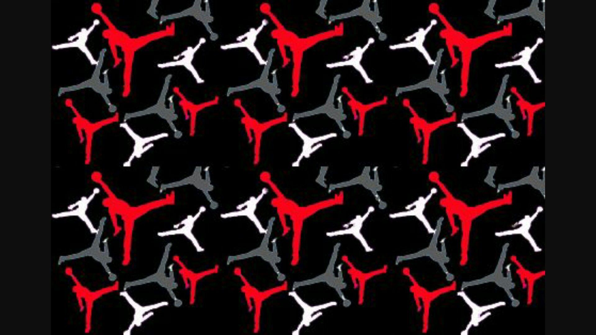 Pin by Aiden Mendenhall on sports Jordan logo wallpaper