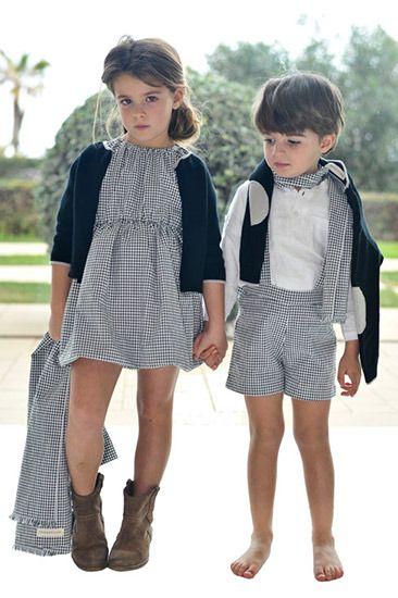 894f3cd9f Moda infantil española de Mi pequeño Lucas