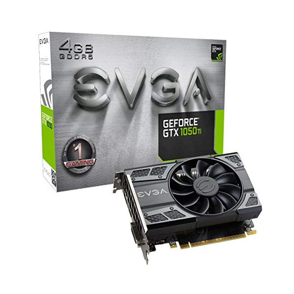 Evga Geforce Gtx 1050 Ti Gaming 4gb Gddr5 Dx12 Osd Support Pxoc Graphics Card 04g P4 6251 Kr Gamegeekguru Graphic Card Nvidia Computer Hardware