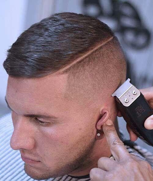Corte de pelo al aleman