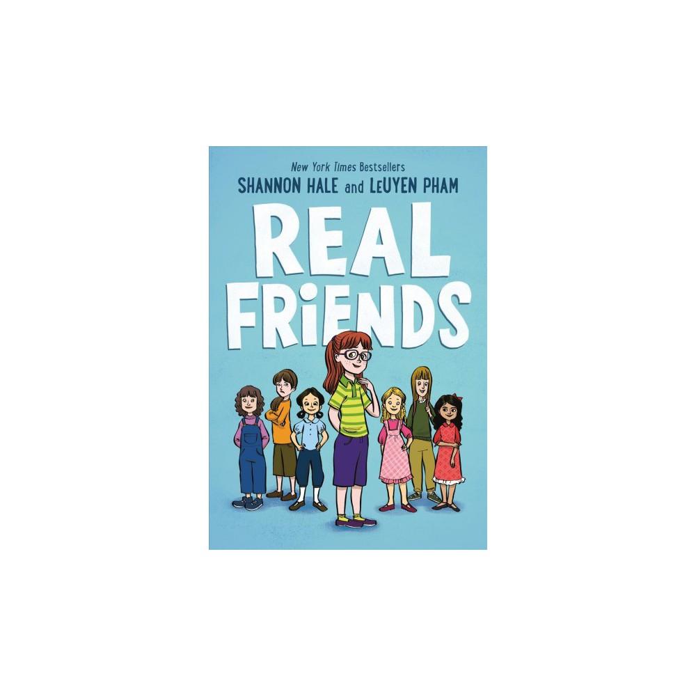Real Friends Paperback Shannon Hale Friend Book Graphic Novel