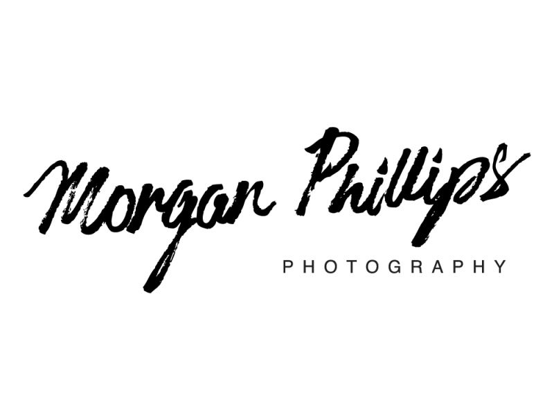 Morgan Phillips Photography Logo  Photography Logos