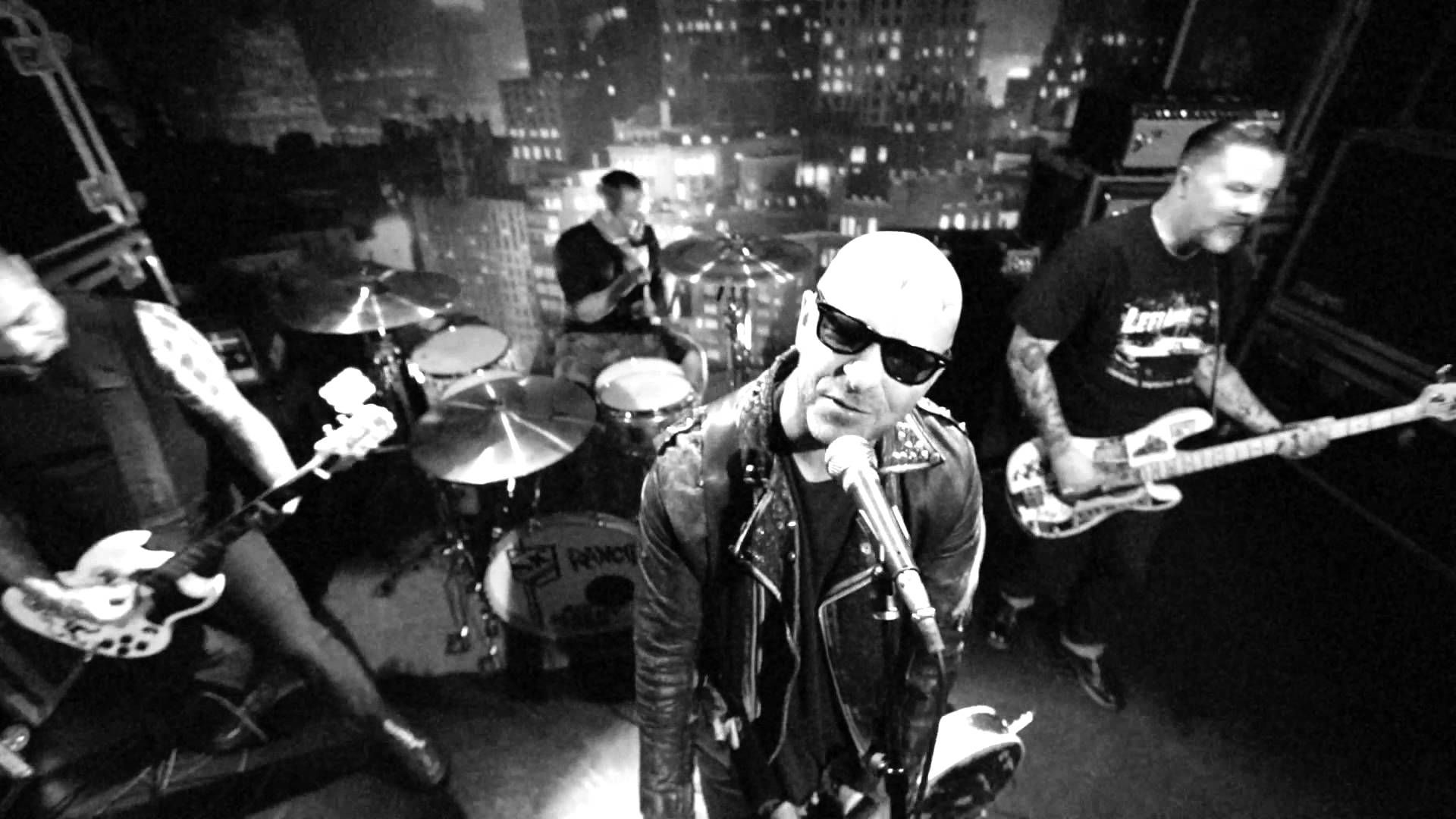"""Rancid - """"Collision Course,"""" """"Honor Is All We Know,"""" & """"Evil's My Friend"""""""