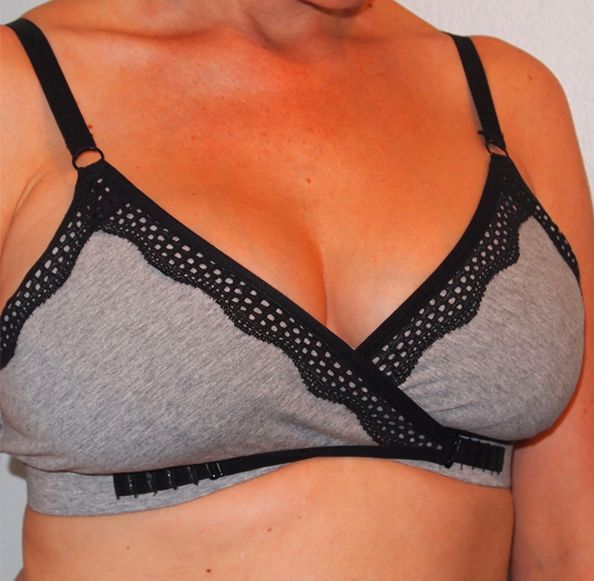 7b6fc04cb364c Arden all in one Nursing and Handsfree Pumping bra from The Dairy Fairy