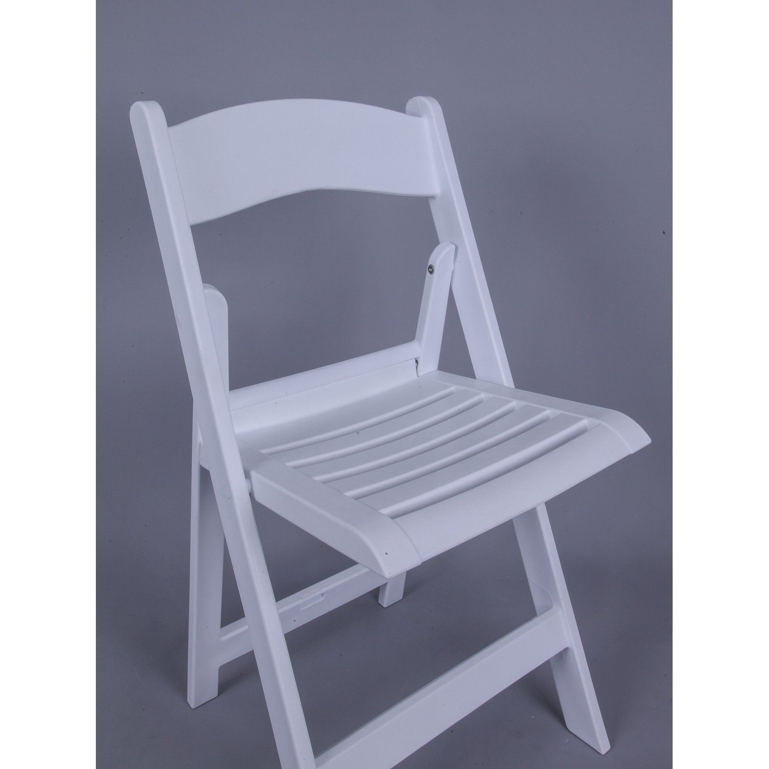 Swell Nexus Resin Folding Chair With Slatted Seat White Armless Ncnpc Chair Design For Home Ncnpcorg