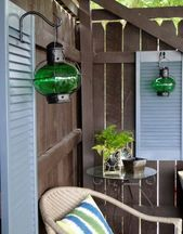 Photo of #shutters repurposed Aluminum #shutters repurposed Angel #shutters repurposed An…