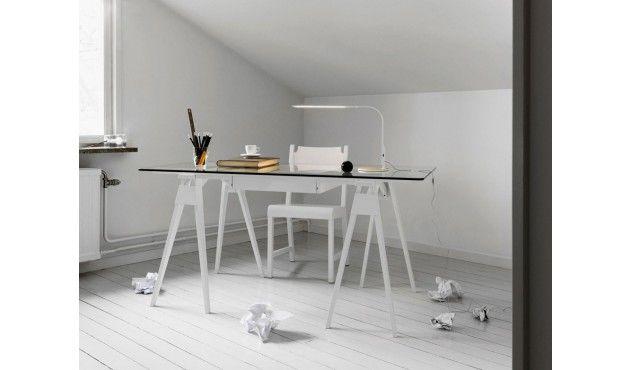 Design house stockholm bureau arco la table arco a été créée en