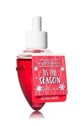 Tis The Season Wallflowers Fragrance Refill Home Fragrance