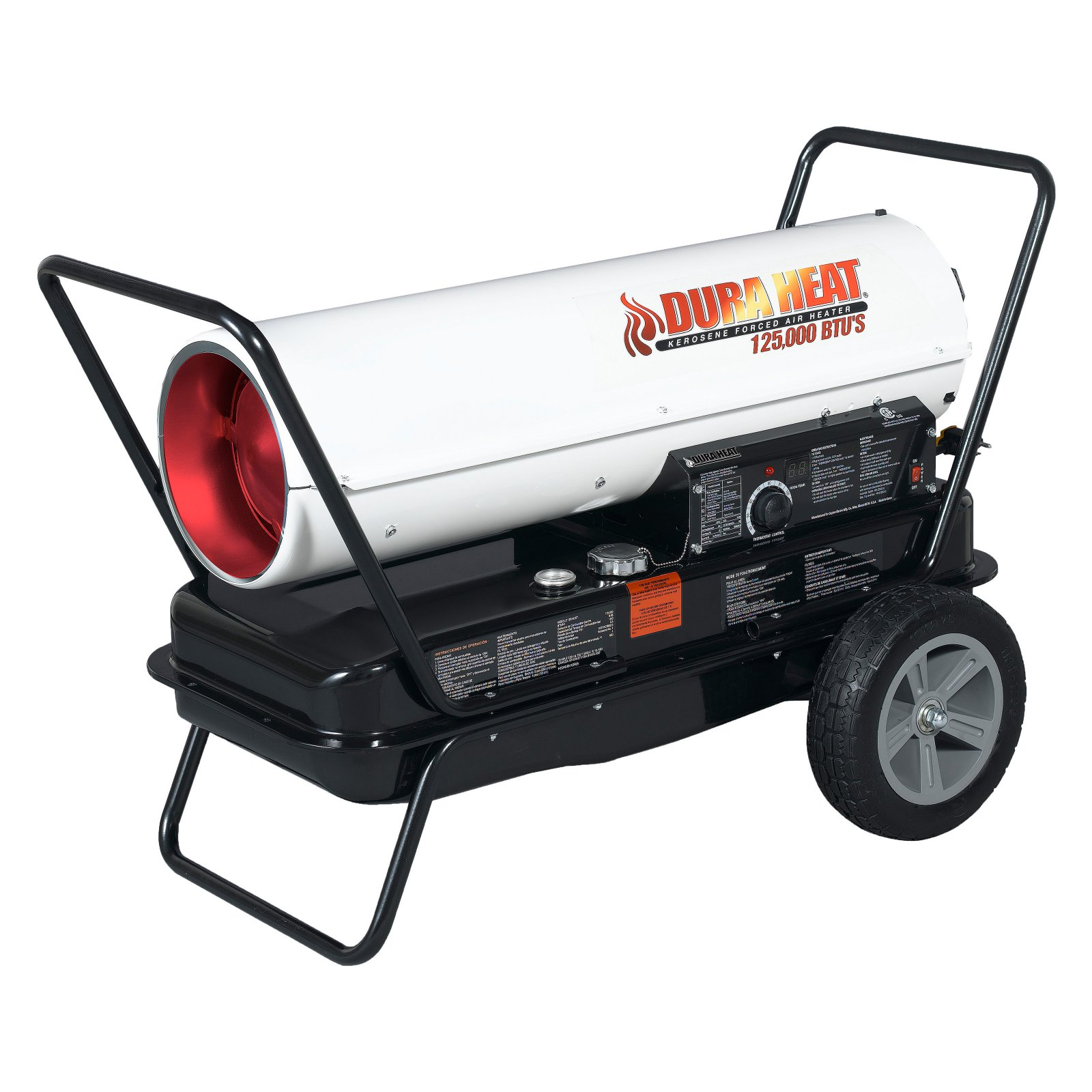 Dura Heat Heavy Duty Forced Air Utility Heater 135,000