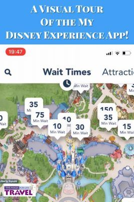A visual tour of the my disney experience app a visual tour of the my disney experience app walt disney world gumiabroncs Images