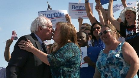 How Jane Sanders went from reluctant candidate's spouse to enthusiastic partner