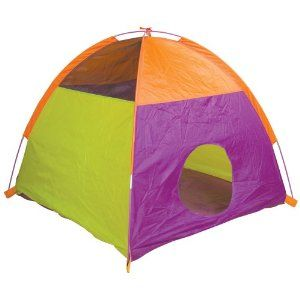 Amazon.com: Pacific Play Tents My Tent: Toys & Games