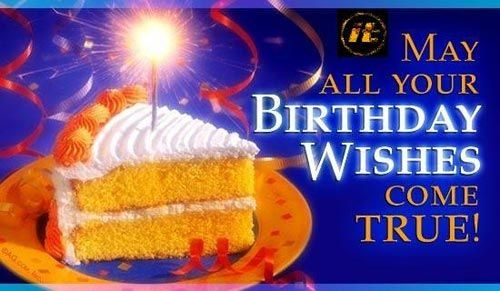 Happy Birthday Wishes Male Friend 8311showing