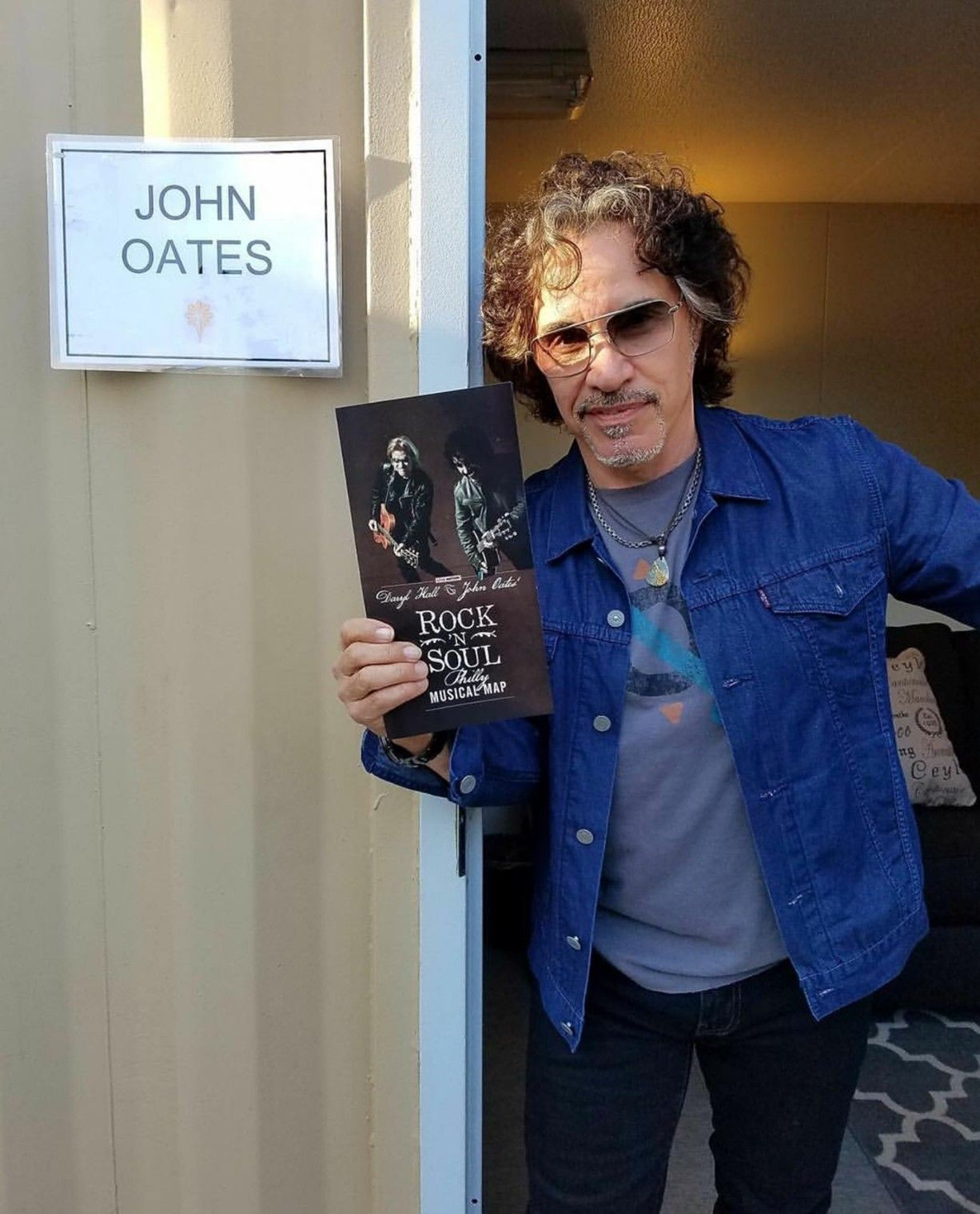 John Oates from Hall & Oates says hes slept with over